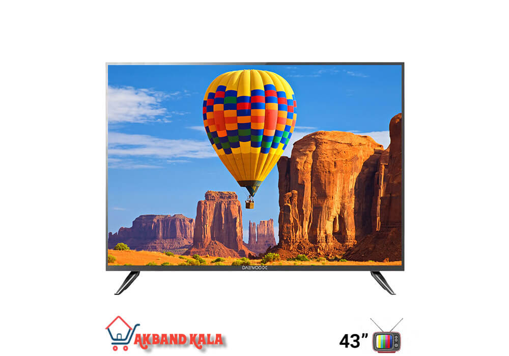 تلویزیون 43 اینچ ال ای دی دوو مدل DLE 43H1800