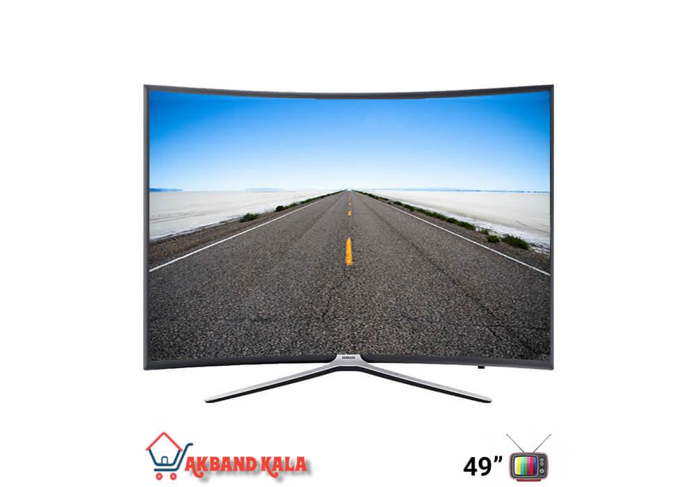تلویزیون 49 اینچ خمیده سامسونگ مدل 49N6950