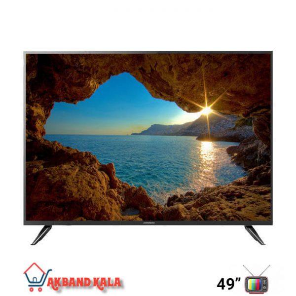 تلویزیون 49 اینچ ال ای دی دوو مدل DLE-H1800U