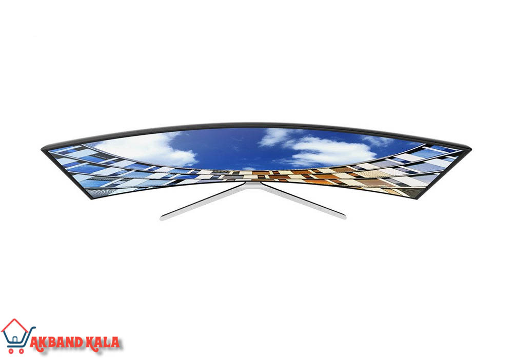 خرید تلویزیون 49 اینچ خمیده سامسونگ