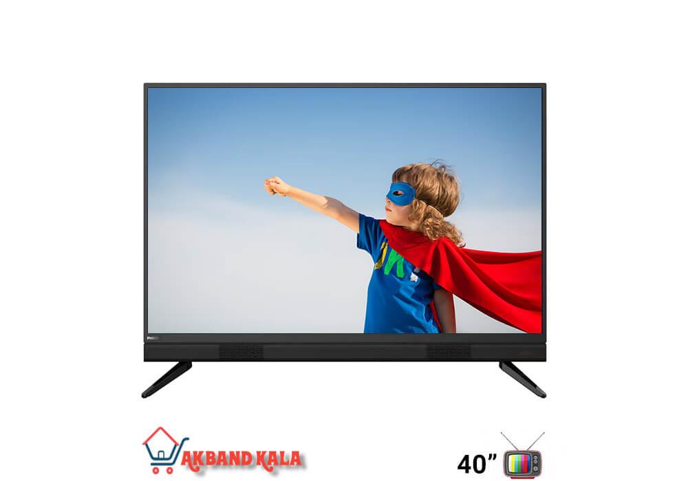تلویزیون 40 اینچ الایدی فیلیپس مدل 40PFT5583