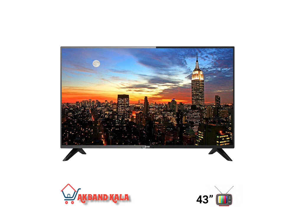 تلویزیون 43 اینچ سام