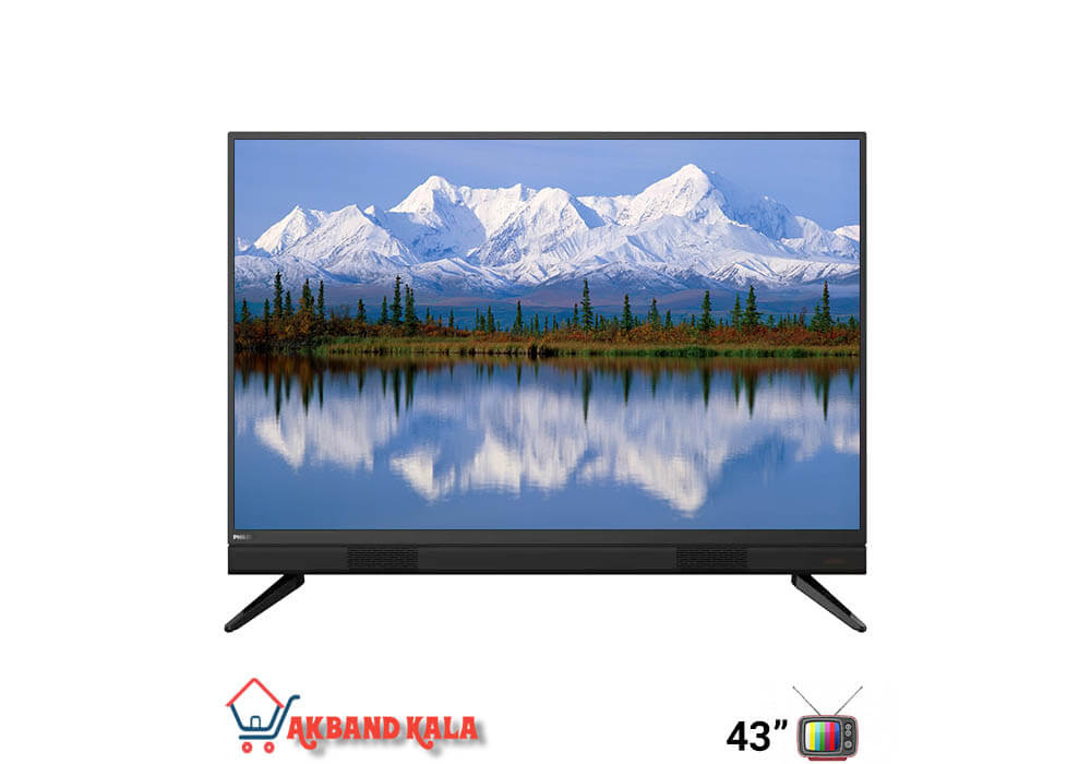 تلویزیون 43 اینچ الایدی فیلیپس مدل 43PFT5583