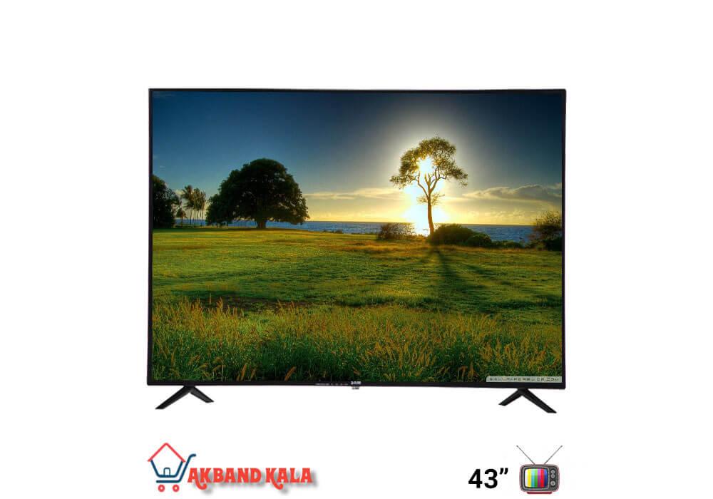 تلویزیون 43 اینچ سام الکترونیک