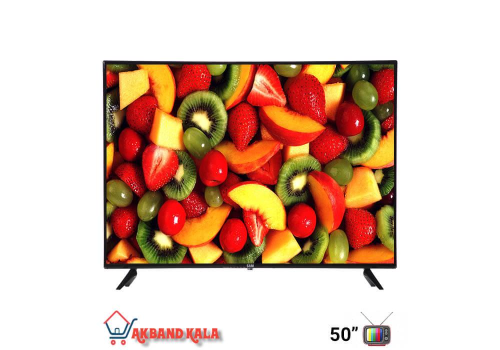 تلویزیون 50 اینچ سام الکترونیک مدل 50T5000