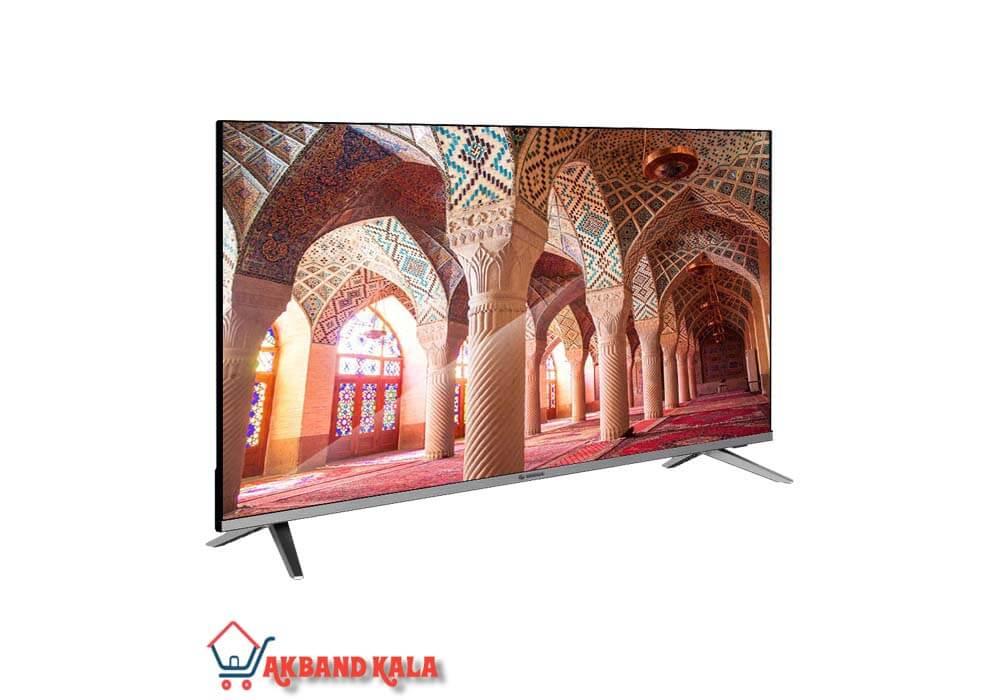 تلویزیون 50 اینچ هوشمند اسنوا مدل SSD-50SA1580U
