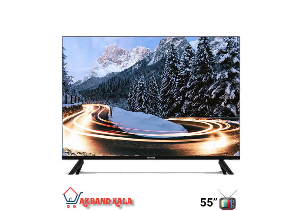 تلویزیون 55 اینچ هوشمند اسنوا