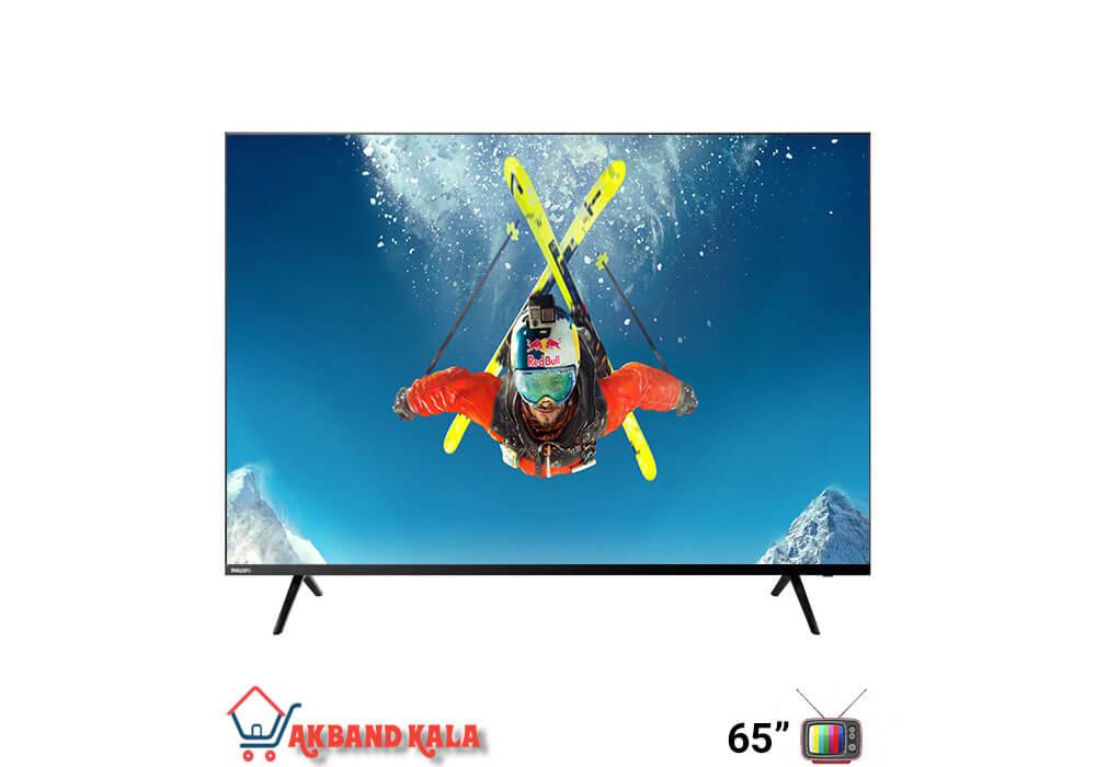 تلویزیون 65 اینچ هوشمند فیلیپس مدل 65put6023