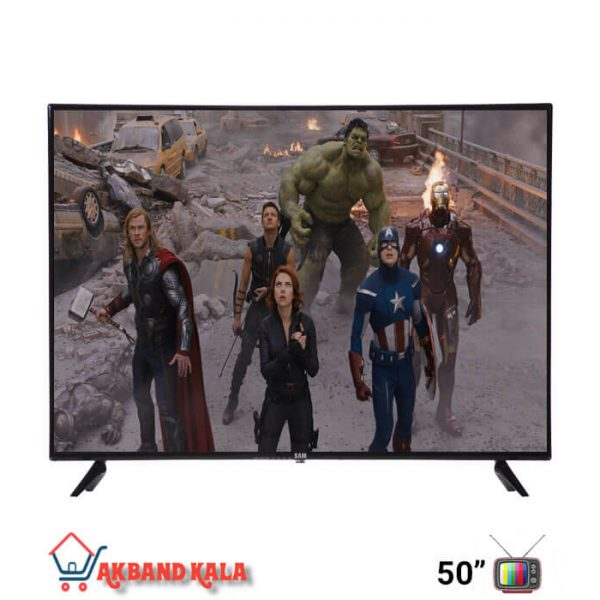 تلویزیون 65 اینچ هوشمند سام الکترونیک مدل 65T6500