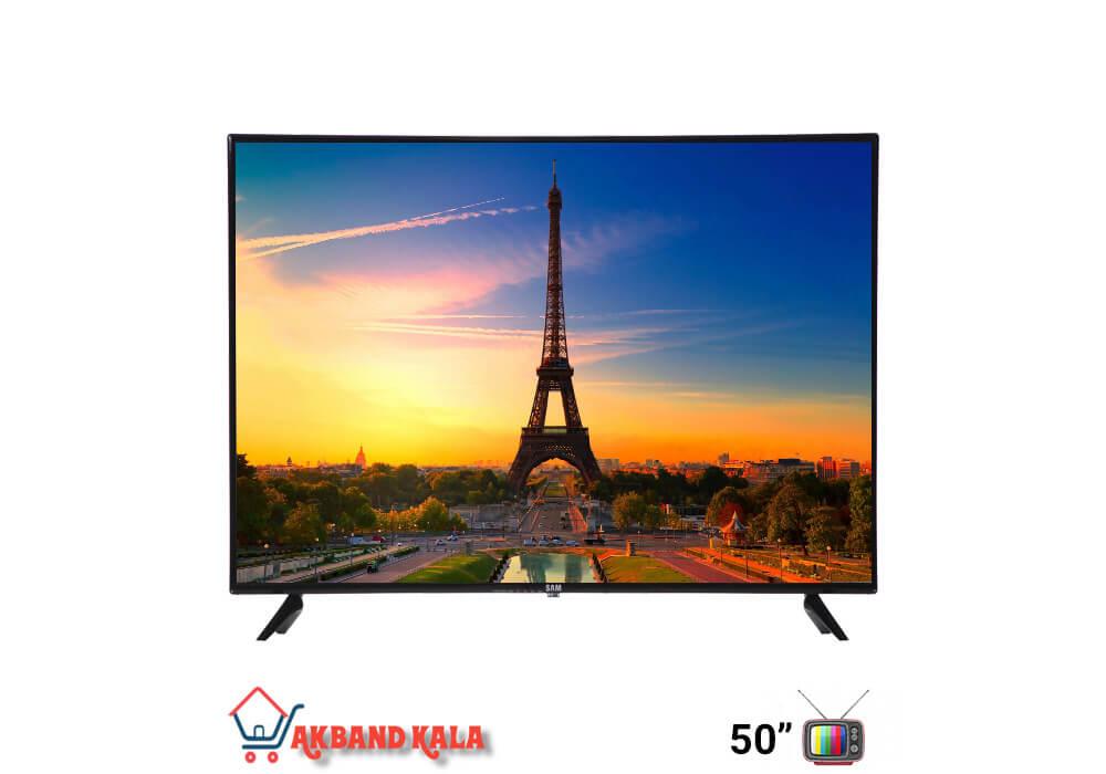 تلویزیون 65 اینچ هوشمند سام الکترونیک مدل 65T7000