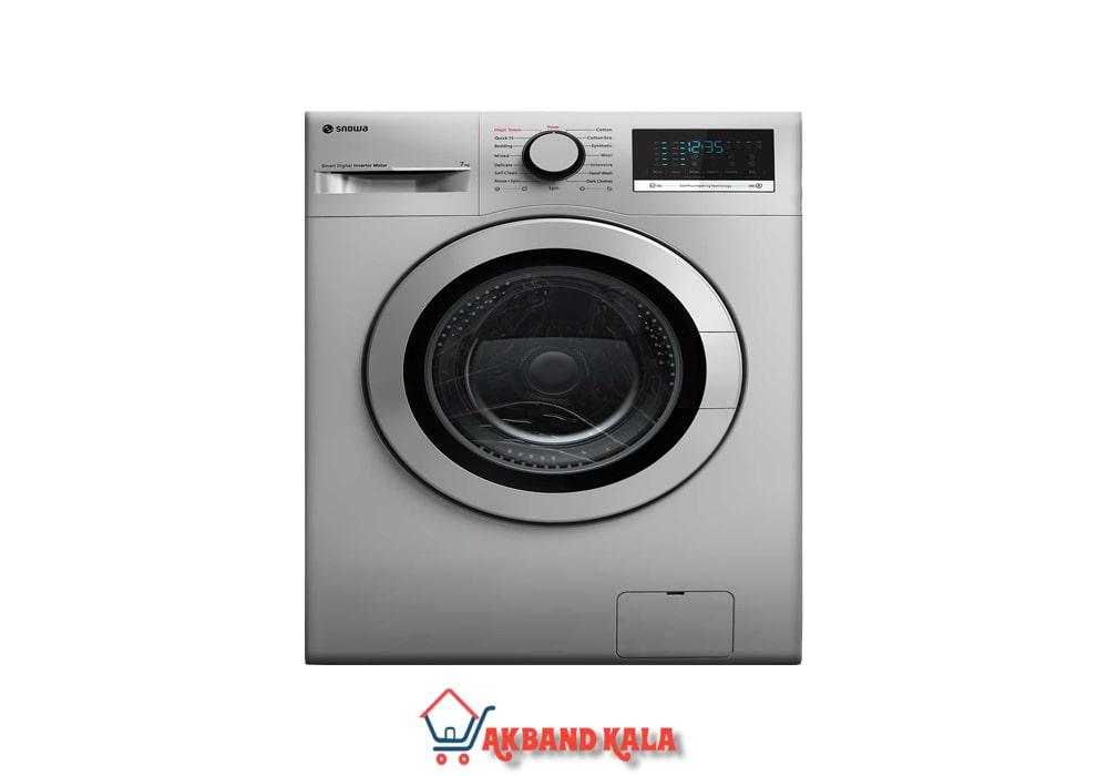 ماشین لباسشویی 7 کیلویی اسنوا مدل SWM-72304