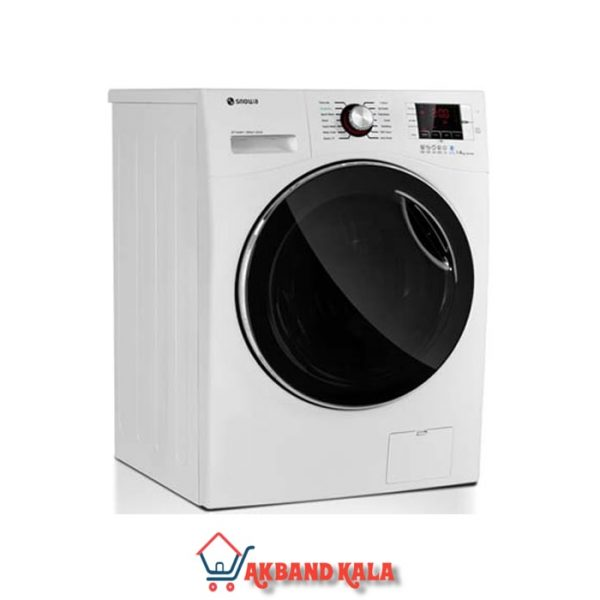 قیمت ماشین لباسشویی 8 کیلویی اسنوا مدل SWM-84506