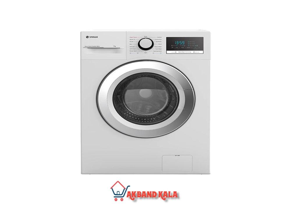 ماشین لباسشویی 7 کیلویی اسنوا مدل SWM-72301