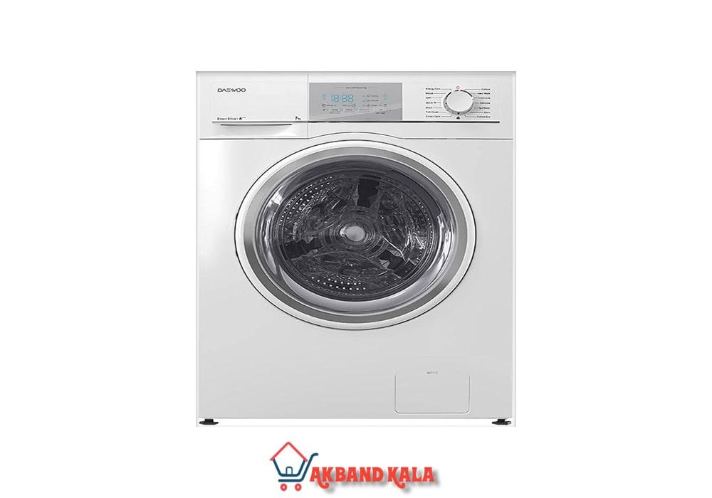 ماشین لباسشویی 7 کیلویی دوو مدل DWK-7100